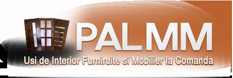 PalMM.ro Logo